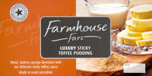 Luxury Sticky Toffee Pudding 500g