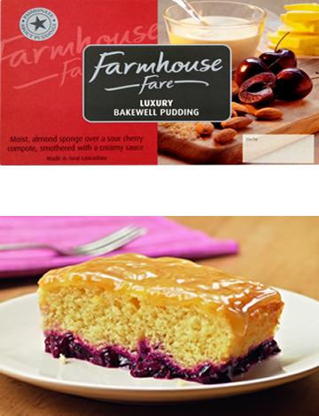 Luxury Bakewell Pudding 400g