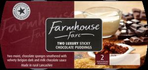 Luxury Sticky Chocolate Pudding Twin Pack 2x100g
